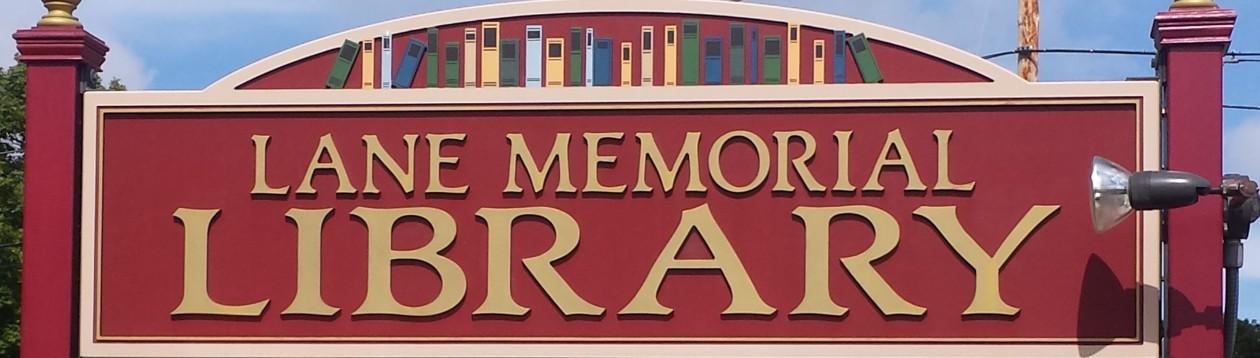 Friends of Lane Library, Hampton, NH